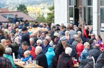 Schnitz'l-Heuriger am Galluskirtag