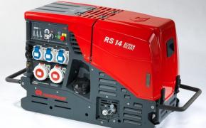 Stromerzeuger Rosenbauer RS 14