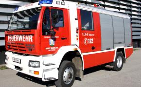 TLF 2000/100 A (Tanklöschfahrzeug)